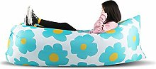 ZYLE Cute Pattern Inflatable Lazy Sofa Creative