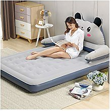 ZYLE Double Detachable Inflatable Sofa Bed Lazy