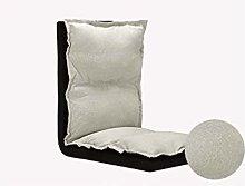 ZYLE Folding Tatami Lazy Sofa Single Fabric