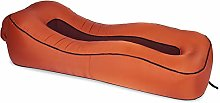 ZYLE Inflatable Sofa Bed Lazy Couch Outdoor Beach