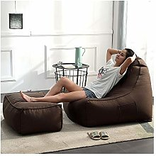 ZYLE Lazy Couch Tatami Bean Bag Comfortable Single