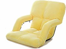 ZYLE Lazy Couch Thick Backrest Tatami Bean Bag