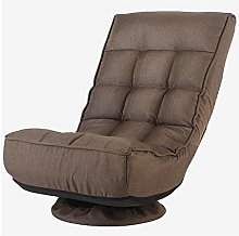 ZYLE Lazy Sofa Swivel Chair Bedroom Living Room