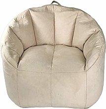 ZYLE Multi-color Bean Bag Single Lazy Sofa Tatami