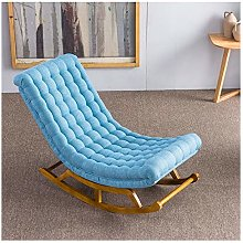 ZYLE Multi-color Lazy Couch Rocking Chair