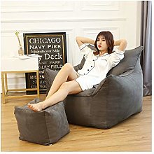 ZYLE Multi-color Lazy Couch Tatami Bean Bag Casual