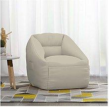 ZYLE Multi-color Tatami Bean Bag Single Lazy Sofa