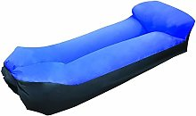 ZYLE Multicolor Stitching Lazy Couch Inflatable