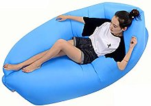 ZYLE Outdoor Inflatable Lazy Couch Creative Light