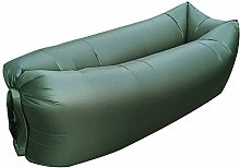 ZYLE Outdoor Inflatable Lazy Couch Portable Sofa