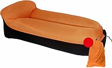 ZYLE Pillow Inflatable Sofa Bed Lazy Couch