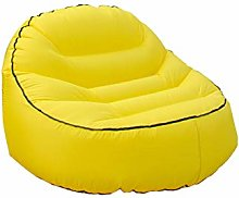 ZYLE Portable Lazy Couch Inflatable Sofa Bean Bag