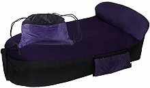 ZYLE Portable Lazy Couch Inflatable Sofa Bed