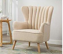 ZYLE Simple Single Fabric Sofa Back Chair Lazy