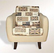 ZYLE Single Fabric Sofa Lazy Sofa Comfortable