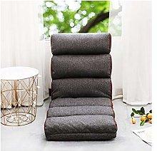 ZYLE Sofa Chair Tatami Lazy Sofa Single Fabric
