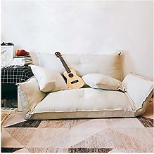 ZYLE Tatami Lazy Couch Multicolor Bean Bag Double