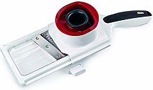 Zyliss Easy Control Handheld Slicer, White, Grey