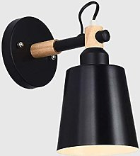 Zylxnt Wall lamp E27 indoor wall light vintage