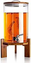 ZYLZL Barware Drink Dispenser with Drip-Proof Tap