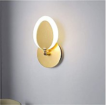 ZYLZL Indoor Wall Lamp Warm White Wall Sconce