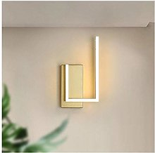 ZYLZL Indoor Wall Sconce Light Creative Geometric