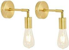 ZYLZL Indoor Wall Sconce Simple Lighting Fixture