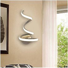 ZYLZL Led Wall Lamp, Curved Design Indoor Wall