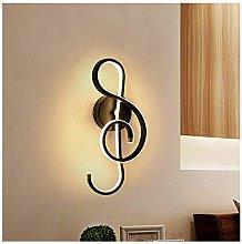 ZYLZL Led Wall Lamp Living Room Creative Aluminium