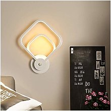 ZYLZL Led Wall Lights Square Indoor Wall Light