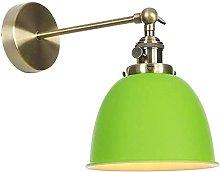 ZYLZL Metal Wall Lamp Industrial Vintage Loft