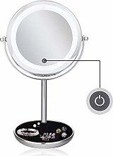 ZYLZL Mirror, Bathroom, Wall-Mounted, Dressing