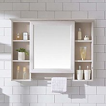 ZYLZL Mirror,Bathroom,Wall-Mounted,Makeup