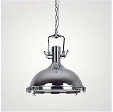 ZYLZL Pendant Light Vintage Industrial Wrought