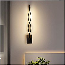 ZYLZL Spiral Led Wall Light Indoor Wall Lamp Strip