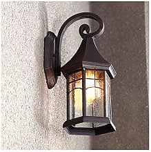 ZYLZL Vintage Industrial Wall Lamp,Exterior Wall