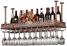ZYLZL Wine Rack,Bar,Restaurant,Hanging,Wine Glass