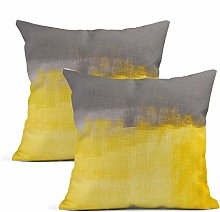 Zynii Set Of Two Throw Cushion Covers Decorative