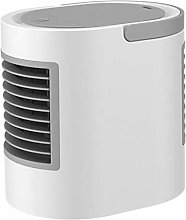 ZYQDRZ Mini Portable Air Cooler (380Ml), Fan Air