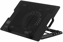 ZYR 2 USB Laptop Cooler Pad Stand 6.5-45 Degree