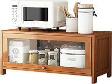 ZYR Kitchen Cabinet Countertop Storage Cabinet