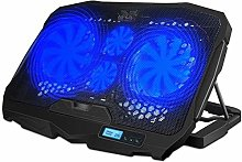 ZYR Laptop Cooler 2 USB Ports and 4 Cooling Fans