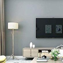 zyy DIY Walls Gray Wallpaper 1000x53cm - Non-woven