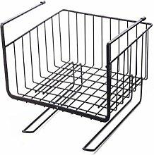 zyy Wall hanging basket shelf wire basket for