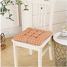 ZZDH Chair Cushions Dining Printed Pillow Chairs