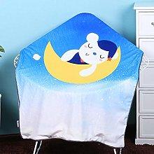 Zzh Comfy Baby Blanket,Baby Blanket Comfortable
