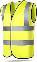 ZzheHou Safety Vest Best Safety Gear For Men &