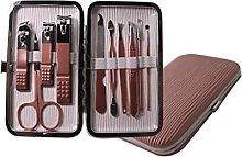 ZZL Nail Clipper Kit Travel Manicure Tool Set