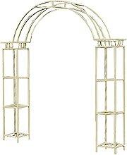 Zzmop Garden Arbor,Large Arch Archway for Wedding