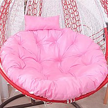ZZPP Hanging Basket Chair Cushion,soft Chair Back